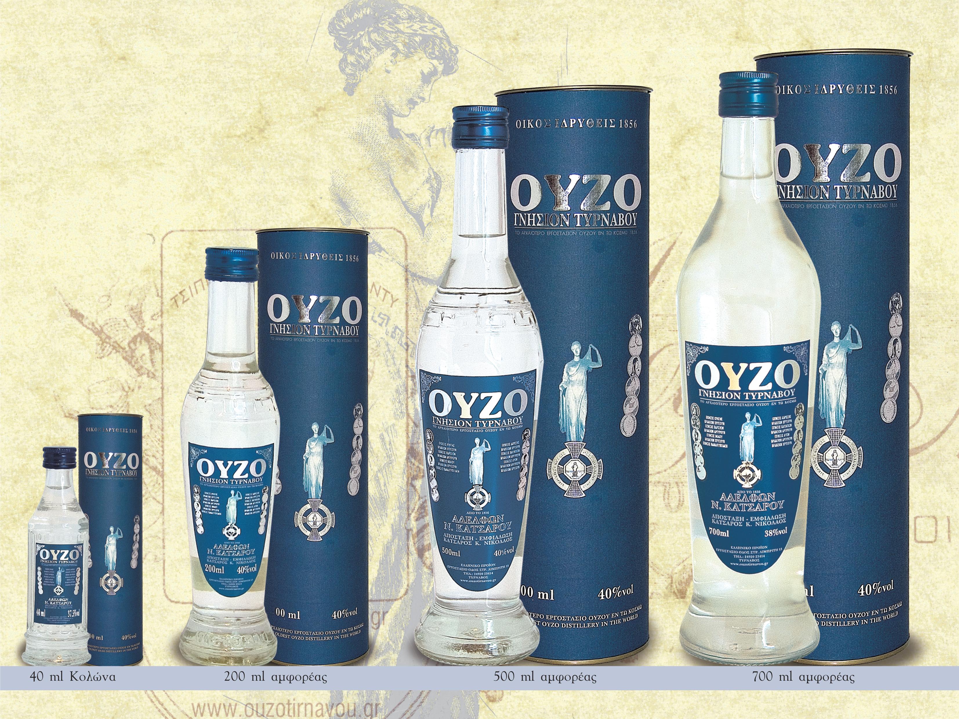 Link to Увеличава ли добавянето на вода Девин към узо Паралилия продажбите на гръцкото питие?